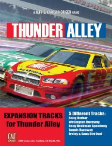 Thunder Alley : Expansion Tracks